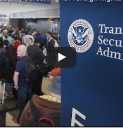 DHS steps up security screening for foreign flights