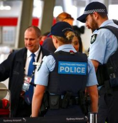 Australia thwarts 'Islamic-inspired' plane attack plot