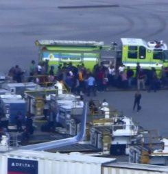 Empleados del aeropuerto dicen no estar preparados para emergencias
