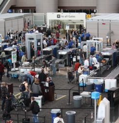 TSA video reveals 'layers of security' at airports
