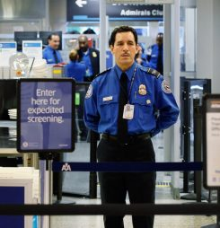 New vision for airport security checkpoints